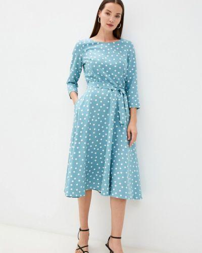 Повседневное платье - бирюзовое Aelite
