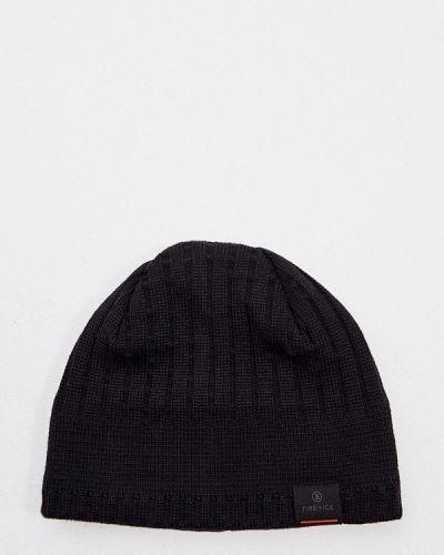 Черная шапка Bogner