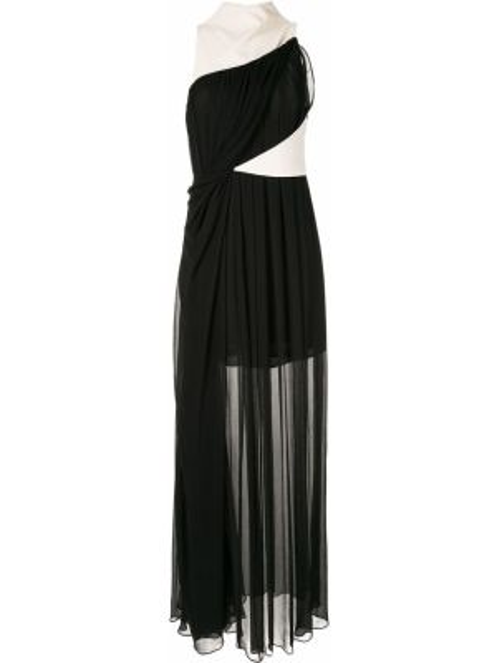 Приталенное вечернее платье Bianca Spender