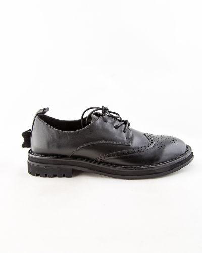Черные зимние ботинки Sidestep