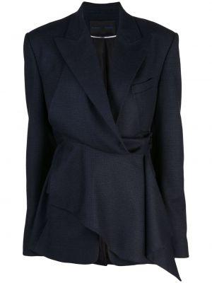 Куртка с запахом на пуговицах Proenza Schouler