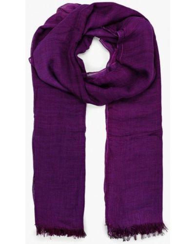 Фиолетовый шарф осенний Carpisa