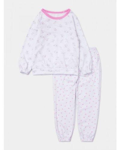 Пижамная мягкая хлопковая пижама котмаркот