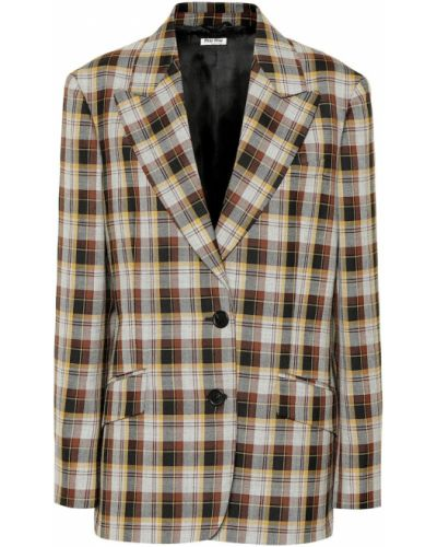 Пиджак шерстяной винтажный Miu Miu
