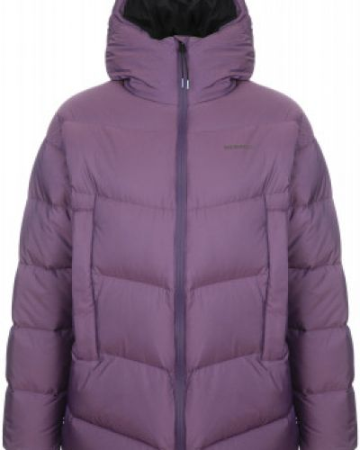 Теплая серая пуховая куртка Merrell