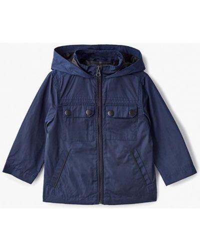 Куртка весенний синий United Colors Of Benetton