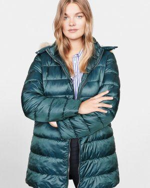 Зимняя куртка осенняя утепленная Violeta By Mango