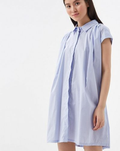 Голубое платье Glamorous