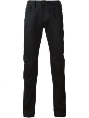 Czarne jeansy bawełniane Naked And Famous