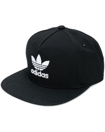Кепка с логотипом с прямым козырьком Adidas
