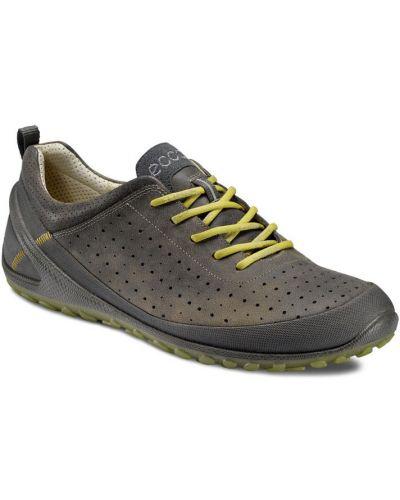 Кроссовки на каблуке с перфорацией Ecco