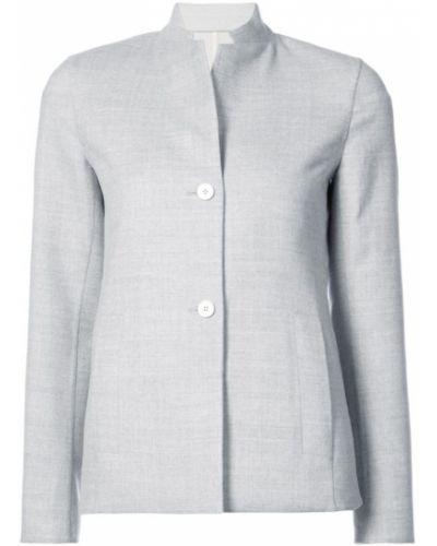 Длинная куртка прямая Akris