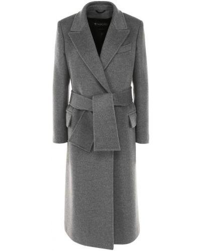 Пальто серое пальто Tom Ford