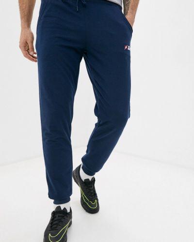 Спортивные брюки - синие Zeus