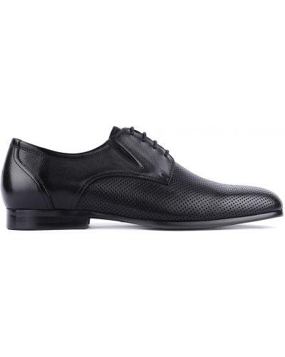 Туфли - черные Miguel Miratez