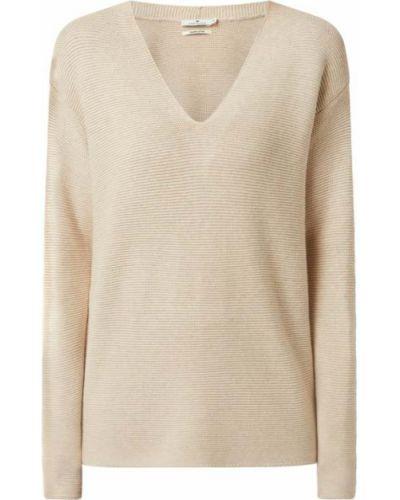 Beżowy sweter bawełniany Tom Tailor