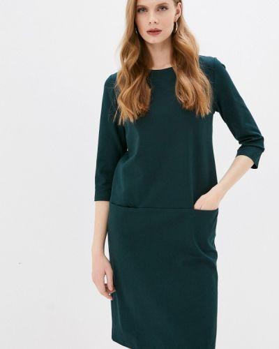Повседневное зеленое платье Olbe