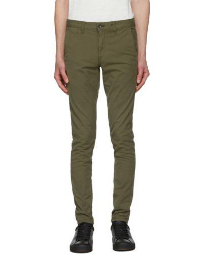 Klasyczne spodnie skinny z kieszeniami Rag & Bone