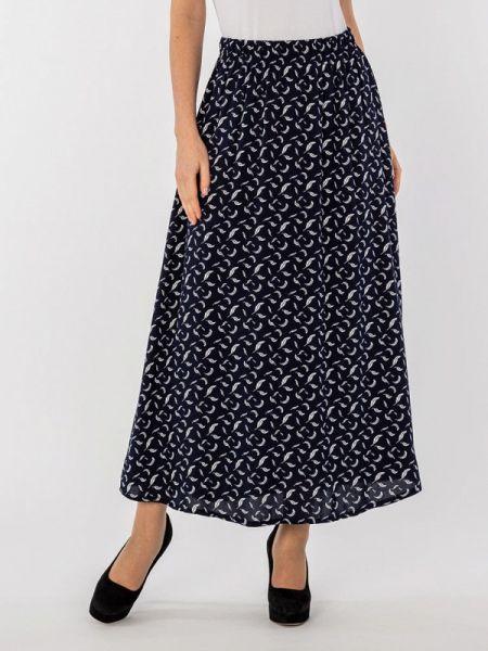 Синяя юбка S&a Style