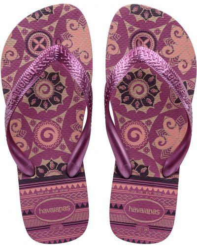 Облегченные фиолетовые сланцы Havaianas