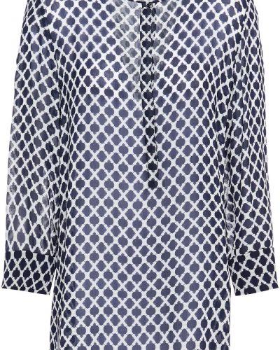 Szara bluzka z wiskozy Max Mara
