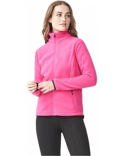 Флисовая спортивная куртка на молнии с воротником Tenson