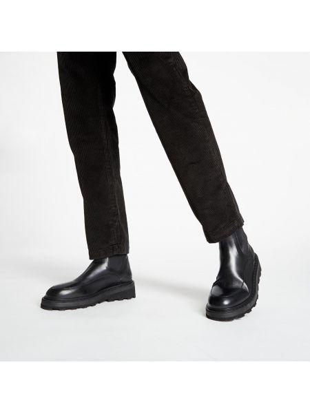 Czarne spodnie Norse Projects