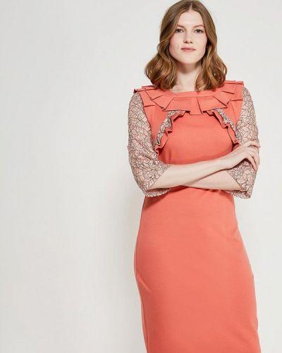 Вечернее платье - красное Ано
