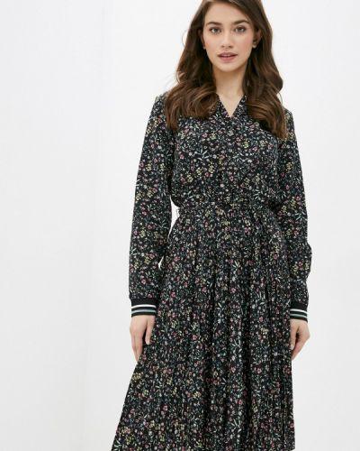 Платье - черное Baon