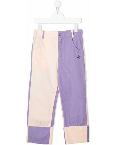 Klasyczne jeansy bawełniane z paskiem The Animals Observatory