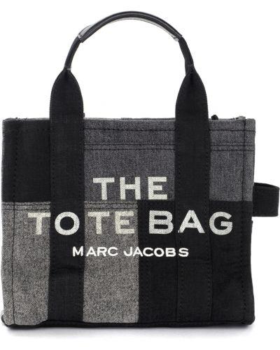 Torba na ramię - czarna Marc Jacobs