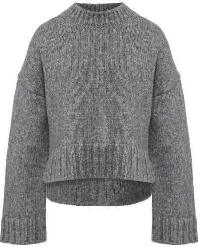 Вязаный свитер шерстяной из акрила Pringle Of Scotland