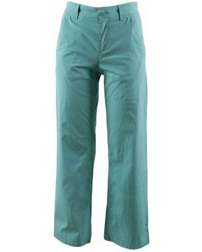 Zielone spodnie Maliparmi