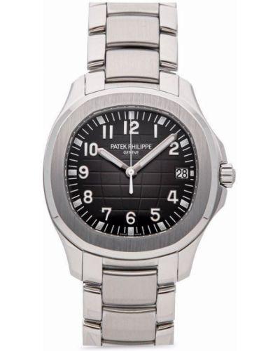 Черные пуховые часы Patek Philippe