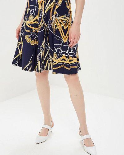 Синяя юбка Camomilla Italia