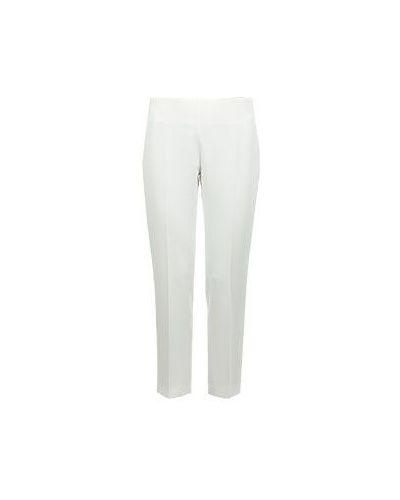 Классические брюки укороченные бежевый Blumarine