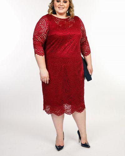 Гипюровое платье Jetti-plus
