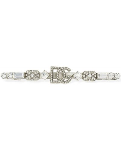 Серебряная заколка Dolce & Gabbana