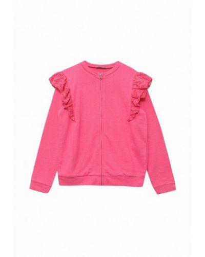 Толстовка розовый индийский United Colors Of Benetton