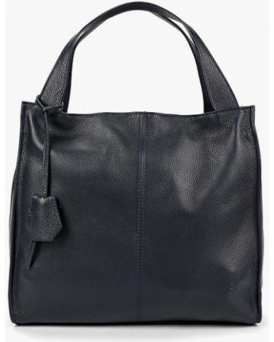 Кожаная сумка шоппер итальянский Roberto Buono
