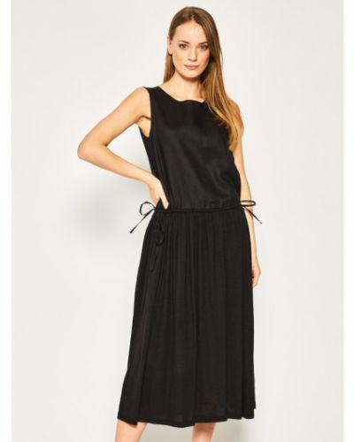 Sukienka casual - czarna Max&co.