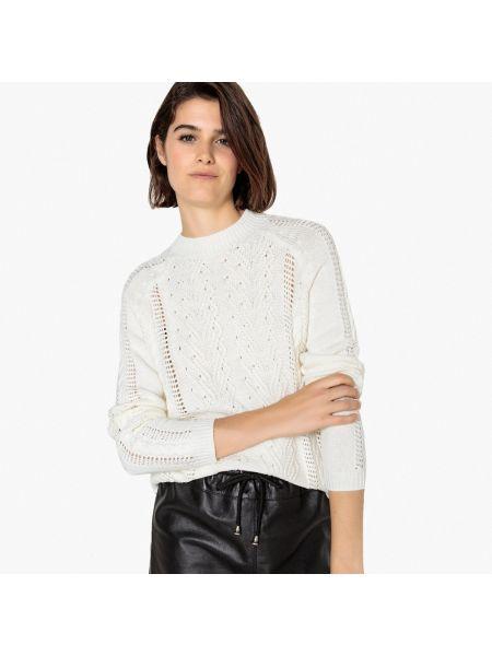 Пуловер акриловый тонкий La Redoute Collections