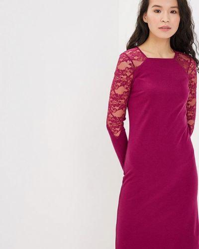 Вечернее платье бордовый красный Арт-Деко