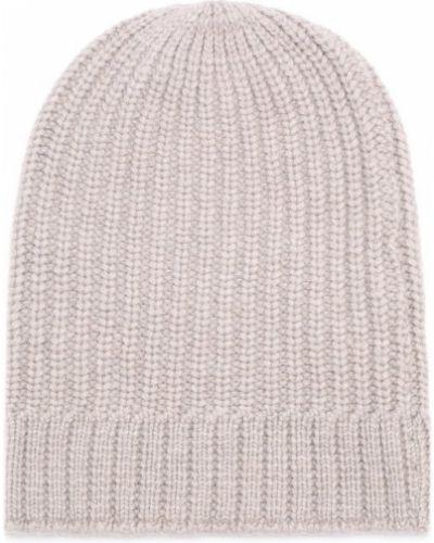 Вязаная шапка бини кашемировая Tsum Collection