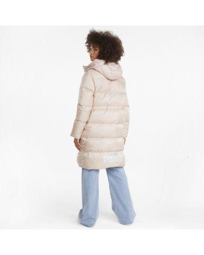 Флисовая куртка - розовая Puma