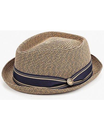 Шляпа бежевый Goorin Brothers