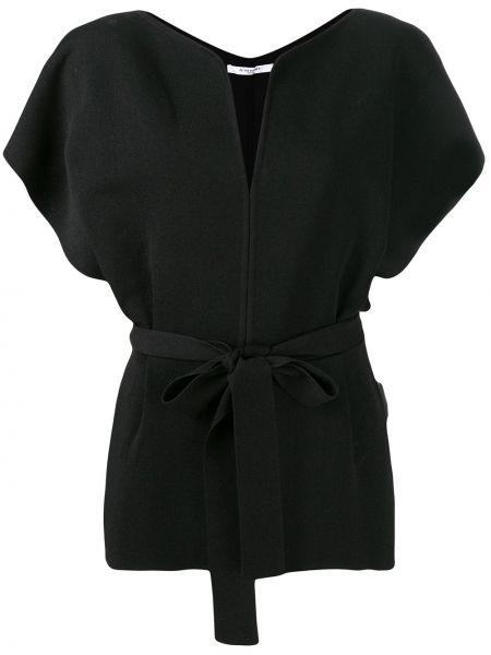 Bluzka z paskiem francuski Givenchy