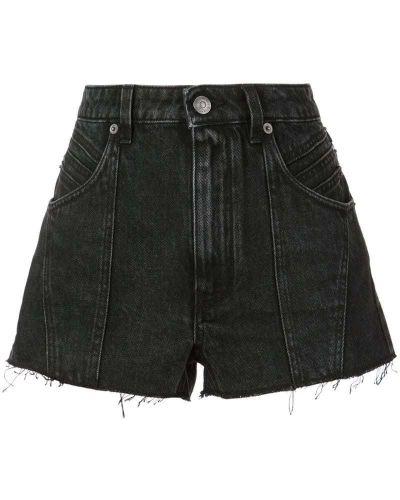 Черные шорты с карманами Givenchy