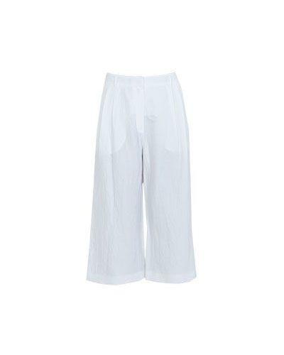 Летние брюки повседневные из вискозы Mcq