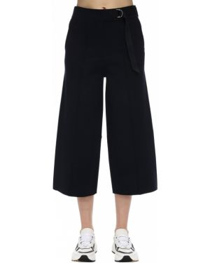 Укороченные брюки с завышенной талией свободные Falke